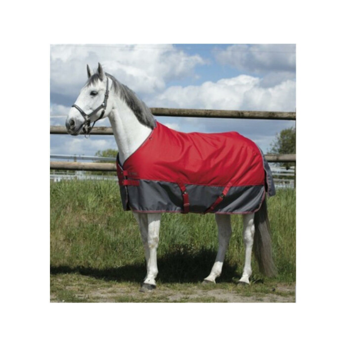 Equi-Théme Tyrex 1200 Decke red/grey